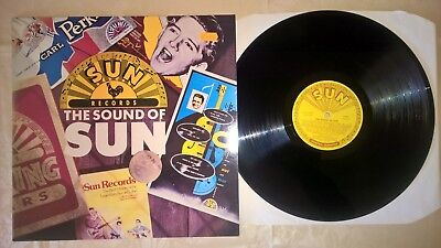 LP The Sound Of Sun - Rufus Thomas, The Prisonaires, Doctor Ross