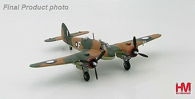 Bristol Beaufighter 1/72 Scale RAAF