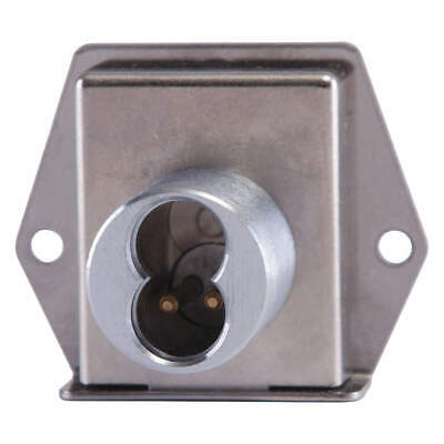 BEST Mortise Cabinet Lock,6/7 Pins, 5L7MD5626