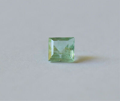 Emerald 0.67ct emerald cut natural Emerald