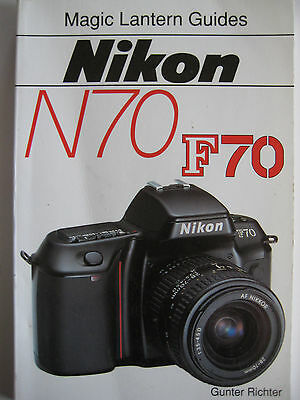 Nikon F70 - 35mm film camera - Users Guide - Magic Lantern Guide