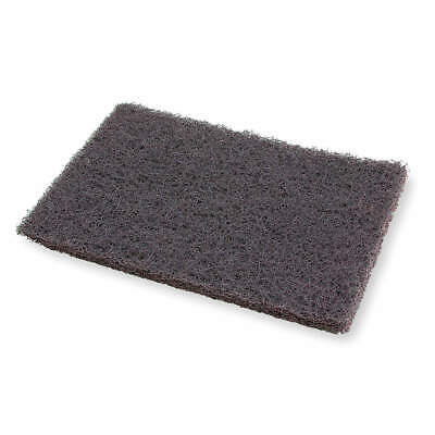 SCOTCH-BRITE Sanding Hand Pad, Silicon Carbide, Med, 61500301025, Gray