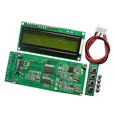 PLJ-1601-C LCD Signal Frequency Counter Cymometer Meter Module 0.1MHz~1.2GMZ