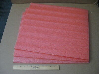 "Lot of 3 Polyethylene Foam_20-1/2"" x 18-1/4"" x 3/8"""