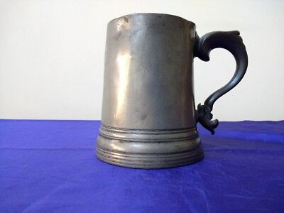 Antique Pewter Tankard (Legal Interest - Doctors' Commons)