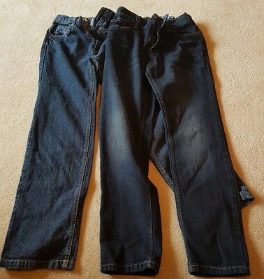 Worn Once 2 Boys Denim Jeans Age 12 From Next