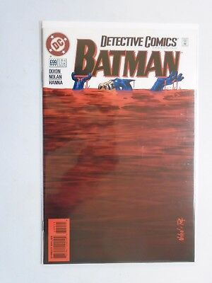 Detective Comics (1937 1st Series) #699 - 8.0 VF - 1996