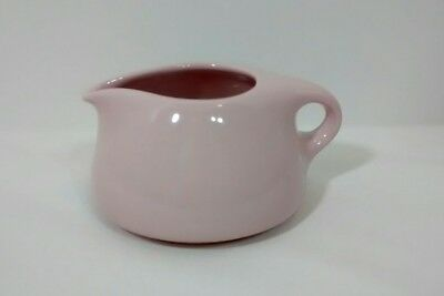 Russel Wright Iroquois Casual China Coffee Creamer Small Pitcher Pink Sherbert