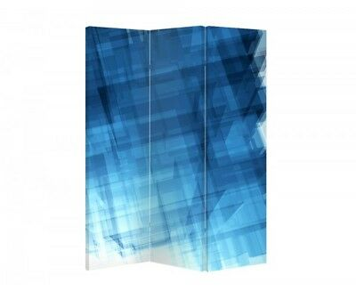 Double Sided Canvas Dressing Screen Room Divider 04856 All Sizes
