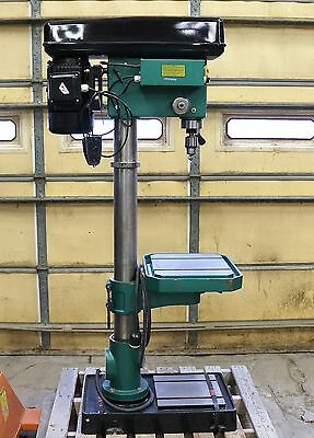 Grizzly Drill Press Tapping Machine G0521 2 Hp 3 Ph