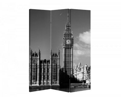 Double Sided Canvas Dressing Screen Room Divider 7165 All Sizes