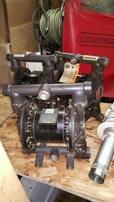 """Graco Husky 1040 1"""" Air Operated Double Diaphragm Pump-U/L Listed"""