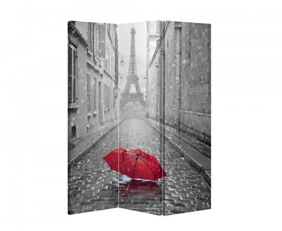 Double Sided Canvas Dressing Screen Room Divider 6573 All Sizes