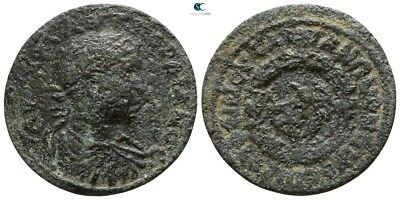 Savoca Coins Lydia Sardes Gordianus III Torch Wreath 6,56 g / 25 mm #SAC1308