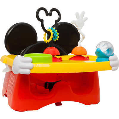 New Disney The 1st Years Mickey Mouse Helping Hands Feeding & Activity Set
