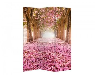 Double Sided Canvas Dressing Screen Room Divider 7027 All Sizes
