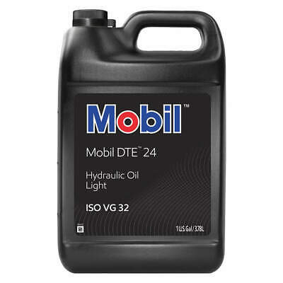 Mobil DTE 24, Hydraulic, ISO 32, 1 gal, 101014