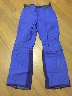 NIKE Women's Size M ACG STORM-FIT Snow Ski OUTER LAYER Purple Waterproof Pants