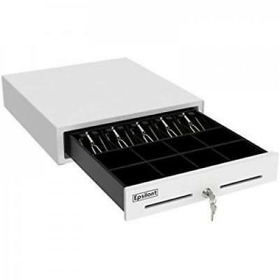 Cash Drawer Tray Compatible Square Register POS Printer White Powder Coated