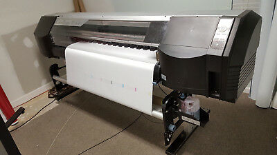 Seiko Colorpainter w64-s Large Wide Format Printer IP-5620 Signs PRICED TO SELL