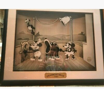 Disney STEAMBOAT WILLIE 1928 Animated Animations Motion Art
