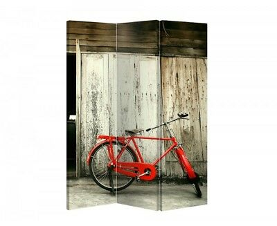 Double Sided Canvas Dressing Screen Room Divider 08165 All Sizes