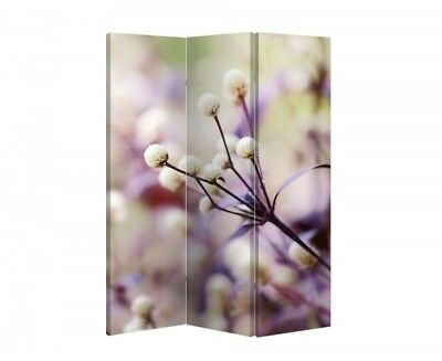Double Sided Canvas Dressing Screen Room Divider 7242 All Sizes