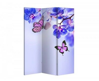 Double Sided Canvas Dressing Screen Room Divider 11136 All Sizes
