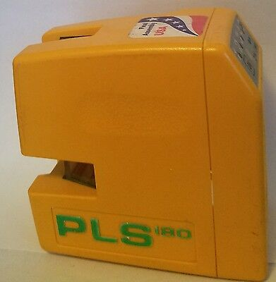 PLs 180 Laser Level Tool  (Green light)