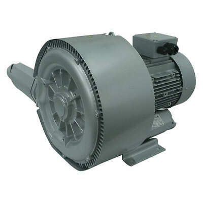 FUJI ELECTRIC Regenerative Blower,1-1/2in.,3.42 HP,3Ph, 2VFB40-3.42-7W
