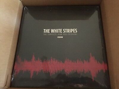 THE WHITE STRIPES Complete Peel Sessions 2LP RSD RECORD STORE DAY 2016 BBC Rare
