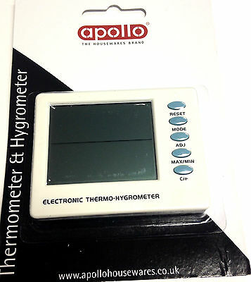 Brand New Digital Kitchen Thermomter Food Cooking Baking  Fix Timer Thermometer