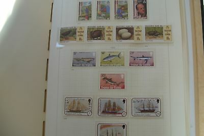 TRISTAN DA CUNHA 1964-1999 Mainly unmounted mint collection of - 89253