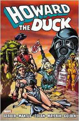 Howard the Duck: The Complete Collection Vol. 2, Gerber, Steve, Skrenes, Mary, W