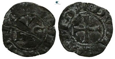 Savoca Coins Medieval Pope Jacques Fournier 0,33 g / 13 mm $KBR487