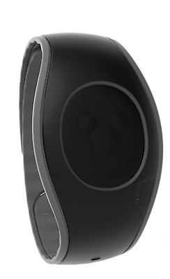 Black MagicBand 2 Magic Band Disney Parks *Link It Later*