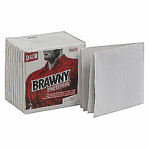 GEORGIA-PAC DRC (Double Re-Creped) Disposable Wipes,Double Re-Creped,PK18, 20023