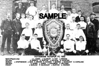 Tottenham Hotspur FC 1902  Team Photo