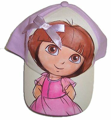 Dora the Explorer Purple Girls Baseball Cap [2012]