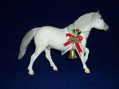 Breyer Christmas Horse Snowball #702197
