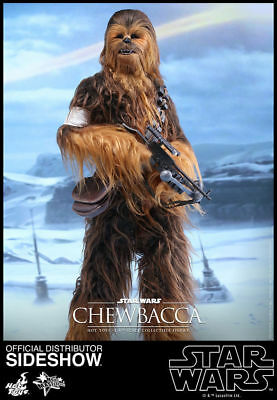 Star Wars Episode VII The Force Awakens 1:6 Chewbacca Figure Hot Toys - Official