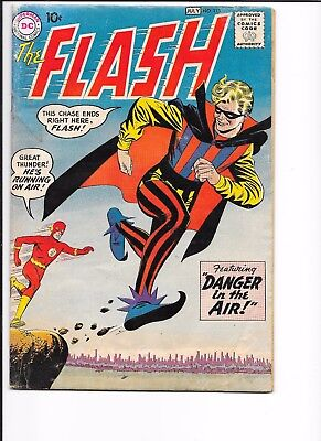 FLASH # 113, GOOD CONDITION, 1st TRICKSTER STORY