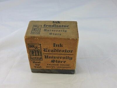 Ink Eradicator University Store Brown University