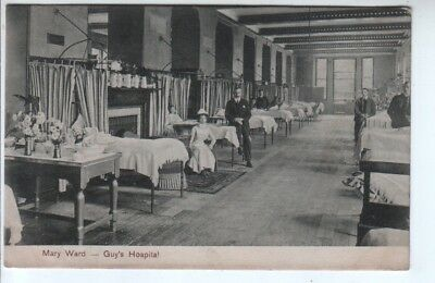 Medical Social History - Mary Ward - Guy's Hospital, London