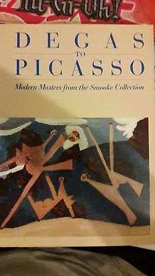 Degas to Picasso : Modern masters from the Smooke Collection, Carol S Eliel 1987