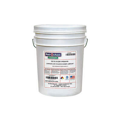 PETROCHEM Food Grade Dry Proofer Chain Lube ISO 15, PR FG-15, Clear