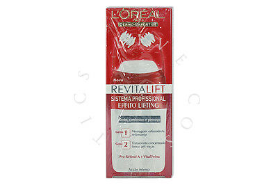L'oreal Dermo-Expertise Revitalift Pro Contouring System - | Rrp £11.99 |