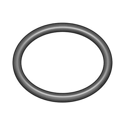 GRAINGER APPROVED O-Ring,Dash 024,Neoprene,0.07 In.,PK100, 1BUR1, Black