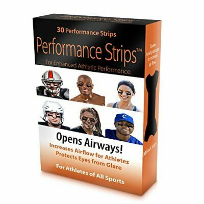 Eye Black PERFORMANCE Strips - Better than Eye Black! OPENS AIRWAYS