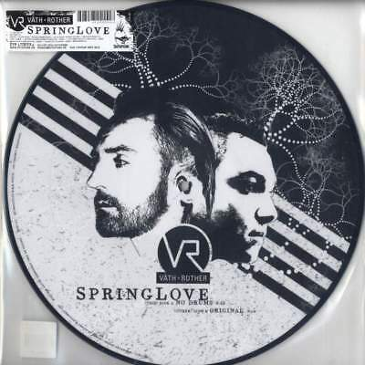 "12"": Sven Väth + Anthony Rother - SpringLove - Datapunk - DTP LTD007-6, Datapunk"